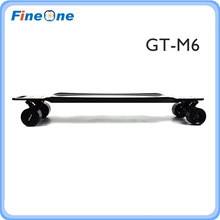 Electric Skateboard Hoverboard Carbon Fiber Deck Electric Longboard Skateboard Waterproof Wheel Hub Motor Remote WINboard GT-M6