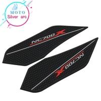 For HONDA NC700X NC700 X NC 700 X 2012 2013 2014 Protector Anti slip Tank Pad Sticker Gas Knee Grip Traction Side 3M Decal