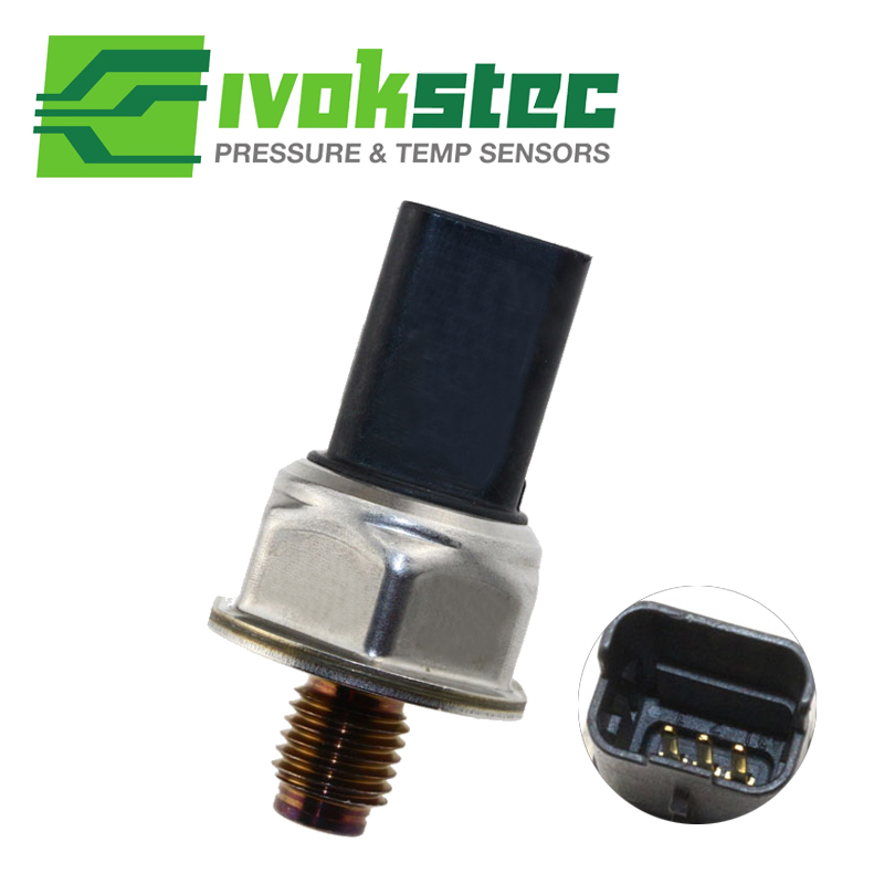 <font><b>DIESEL</b></font> CR Common Rail Fuel High Pressure Sensor For VOLVO V40 <font><b>Peugeot</b></font> <font><b>206</b></font> 208 Citroen 1.4 1.6 Hdi 55PP34-02 96.700.767.80 image