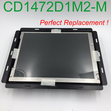 14″ LCD display panel customized to replace CD1472D1M2-M CRT monitor