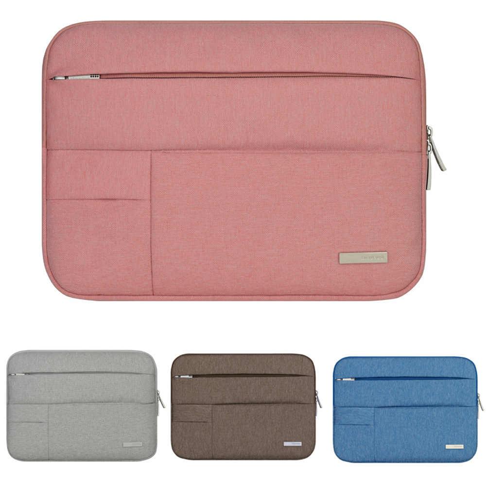 Нейлоновая сумка на плечо для Apple Mac Macbook Pro 12 13 15 retina Air 11 13 чехол для ноутбука Surface pro 3 4 5 notebook 14 15,6