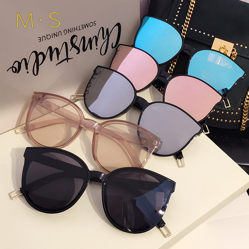 2018 New Female Sunglasses Brand Designer Sunglasses Summer  Sun Glasses Fashion Women Luxury Decoration Classic Eyewear UV400