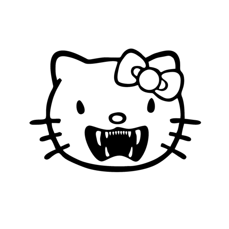 Compare Prices On Hello Kitty Car Vinyl Online ShoppingBuy Low - Hello kitty custom vinyl decals for car