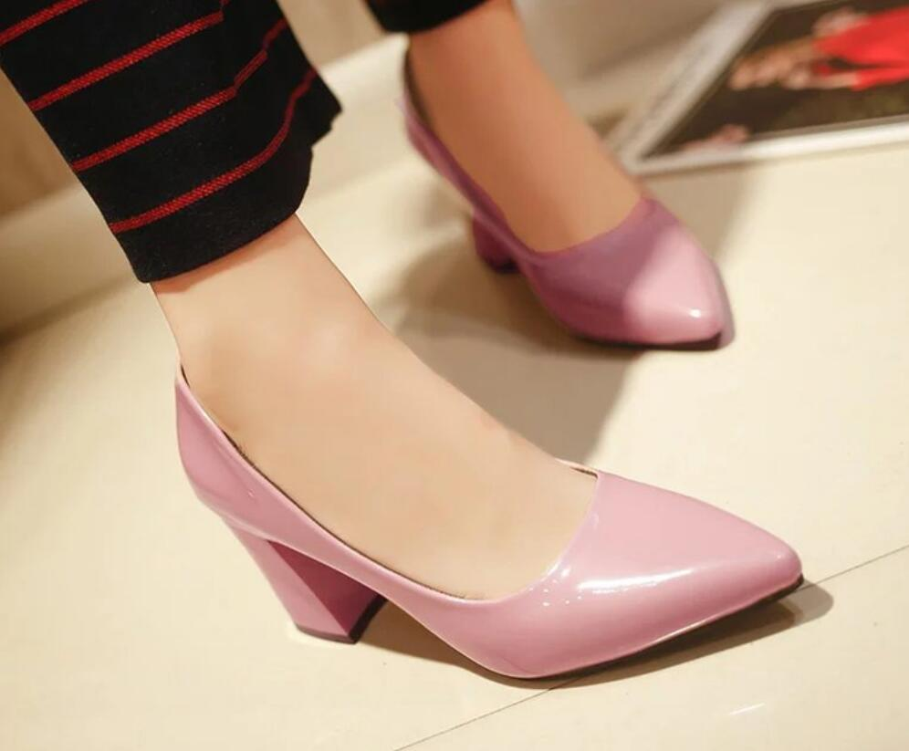 Detail Feedback Questions about Spring women high heels fashion ... bf6bc829e247