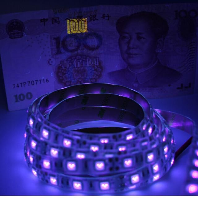 Alibaba aliexpress led dc12v 1 5 dc12v 1 5uvled5050 smd 60ledm ip65 mozeypictures Choice Image