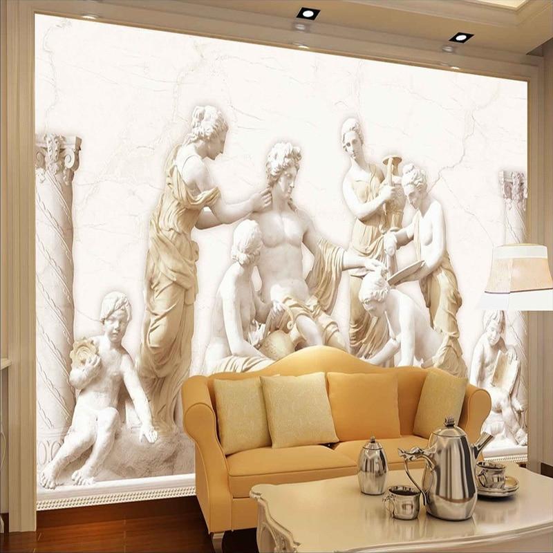 Online Get Cheap Roman Art Statues -Aliexpress Alibaba Group - living room statues