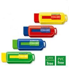 2pcs/lot 525PS1 push type eraser color rubber