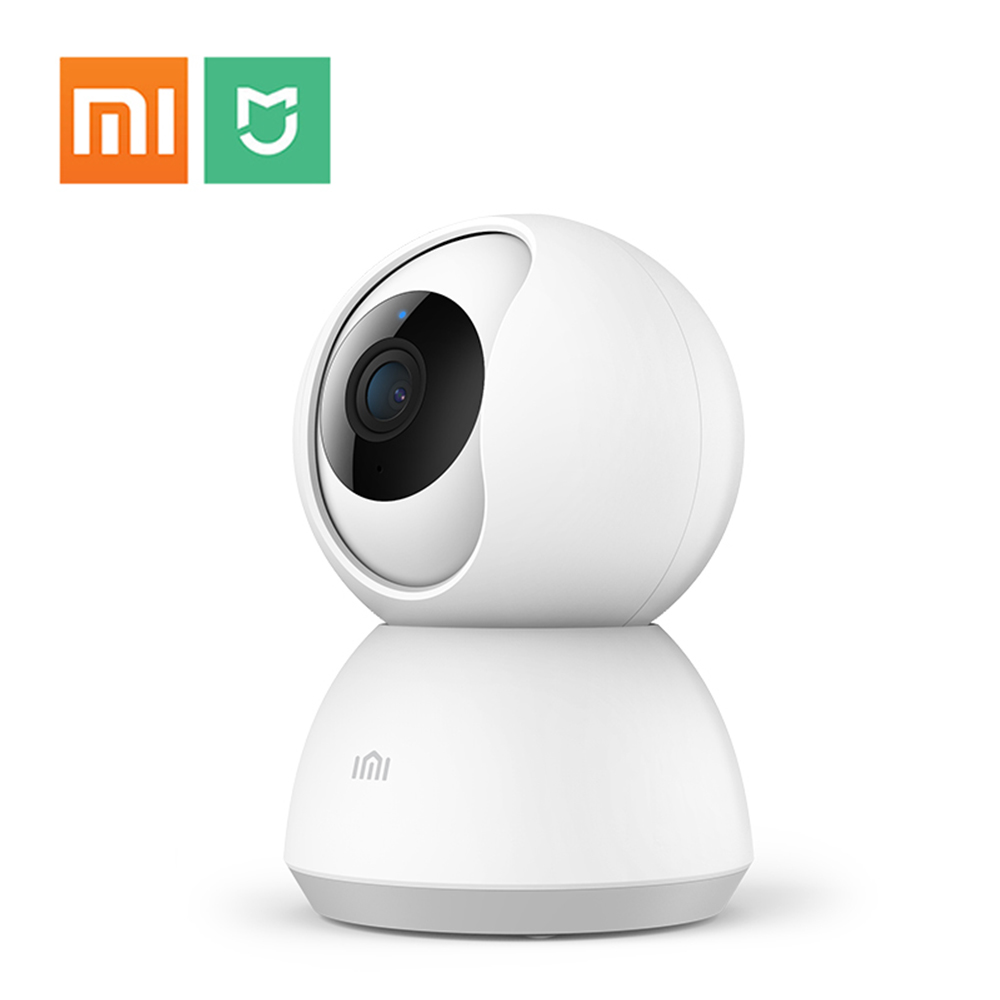 цены XIaomi 1080P Wireless Home Security IP Camera H.265 Two Way Audio Baby Monitor HD Mi Mini Smart Wi-fi Camera Wifi PTZ ip Camara