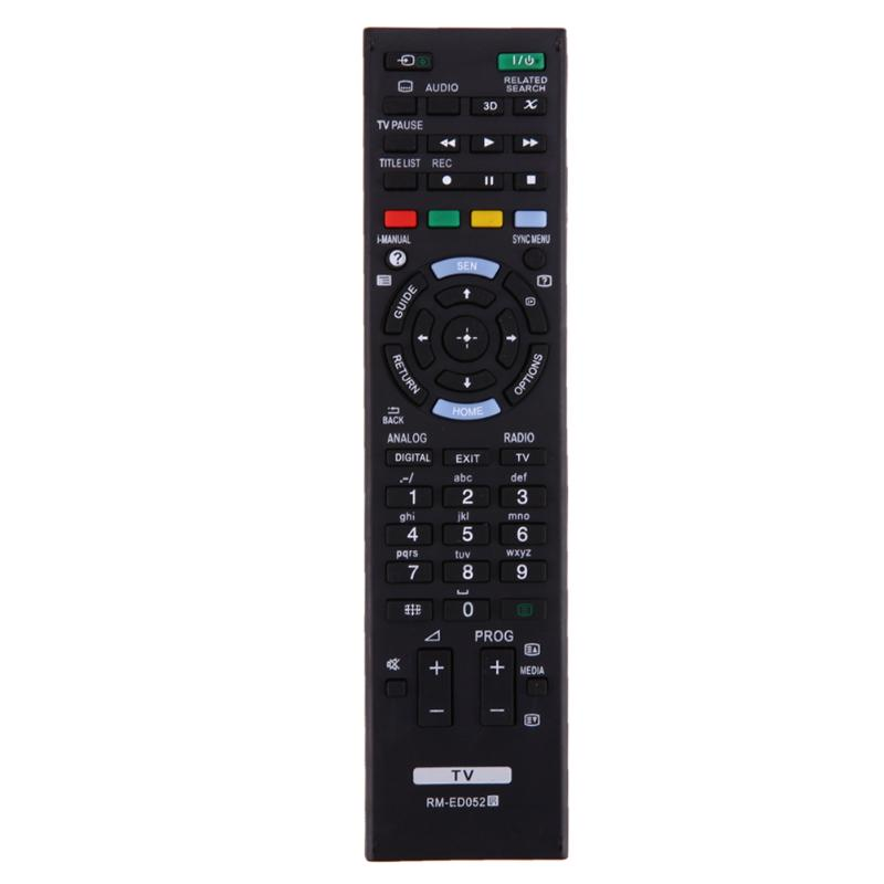 Remote Control Controller Replacement For SONY TV RM-ED050 RM-ED052 RM-ED053 RM-ED060 RM-ED046 RM-ED044