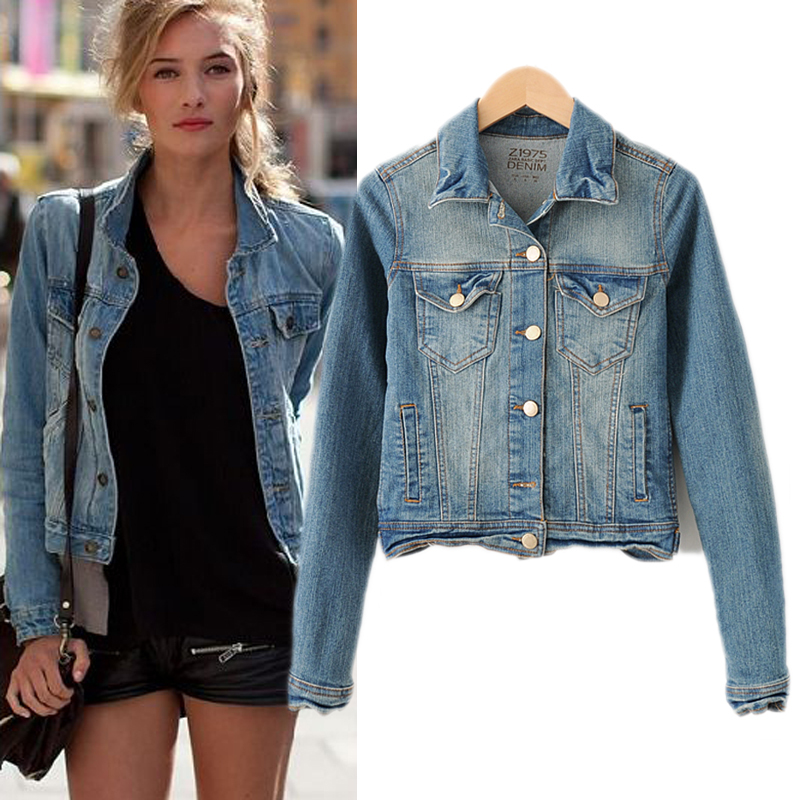 Images of Fashion Denim Jacket - Get Your Fashion Style