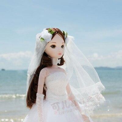 ФОТО 27.5cm  Original  kurhn doll Wedding Series   Brinquedos Meninas Bonecas Children Christmas Gift Kid Hobby  9038