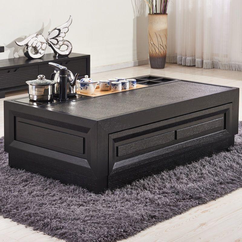 Coffee Table Sets For Living Room: Marble Fire Stone Coffee Table Tea Tables And Chairs