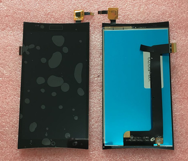 ФОТО LCD Screen display+touch Digitizer For Acer E700 BA383 T24 0.2 black free shipping