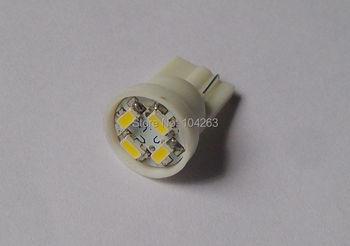 T10 194 W5W 4  SMD 3014 for pinball LED lights DC6.3V LED lights  ,bulb lamps 6v white,warm white