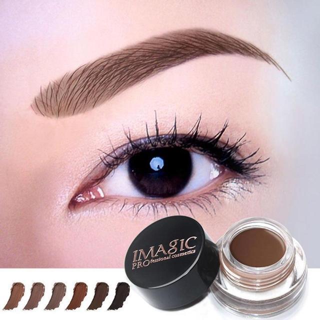 Imagic Eyebrow Enhancer Waterproof Maquiagem Nude Makeup Cream Eye