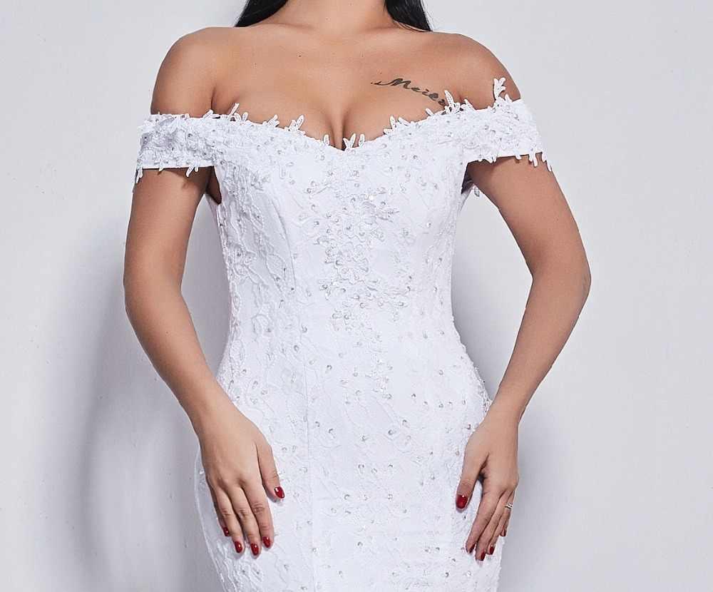 Poemas canções novo estilo bonito flor laço vestido de casamento vestido de noiva vestido de noiva sereia robe mariage 520
