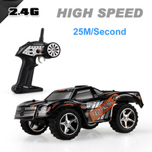 2 4G High Speed 25M S Racing Drifting Off Road 5 Speed Chaning Remote Control Car