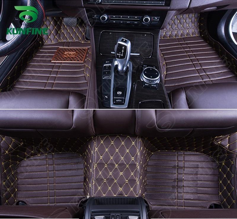 Top Quality 3D Car Floor Mat For Chevrolet Malibu Foot Mat