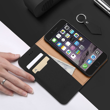 iPhone Magnetic Flip Cover for iPhone 6 6s Plus