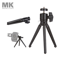 Selens Mini Tripods M11-072 47cm Collapsible aluminum Tripod all metal design with ballhead for Canon Nikon Sony Olympus