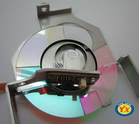 Rueda de Color del proyector Original para PT-FD5700 proyectores