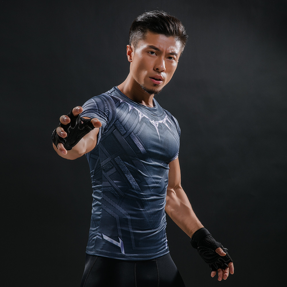 Punisher 3D Printed T-shirts Men Compression Shirts Long Sleeve Cosplay Costume crossfit fitness Clothing Tops Male Black Friday 69