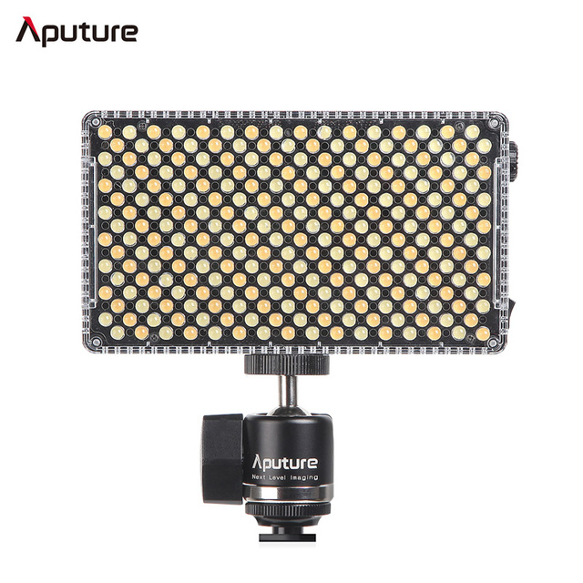 New Aputure Amaran AL F7 On Camera LED light Color Temperature 3200 9500K CRI/TLCI 95+ Led Panel Most Versatile