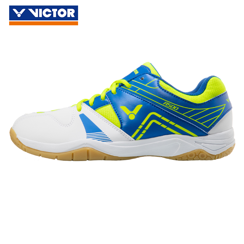 Victor Brand Mens Badminton Shoes Professional Sports Shoes Breathable Indoor Court tennis Sneakers SH A500