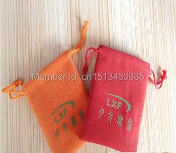 100pcs/lot free shipping small velvet jewelry pouch velvet gift pouch velvet drawstring pouch bag custom logo mini hifi bag