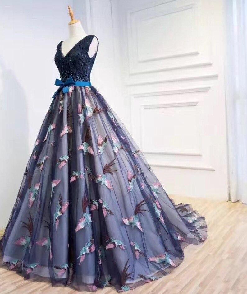 Nowy wpis SYJ 5242 wzór haftowany tiul koronka tkaniny na okazje sukienka, wysokiej jakości niska cena francuski koronki netto w Koronka od Dom i ogród na  Grupa 1