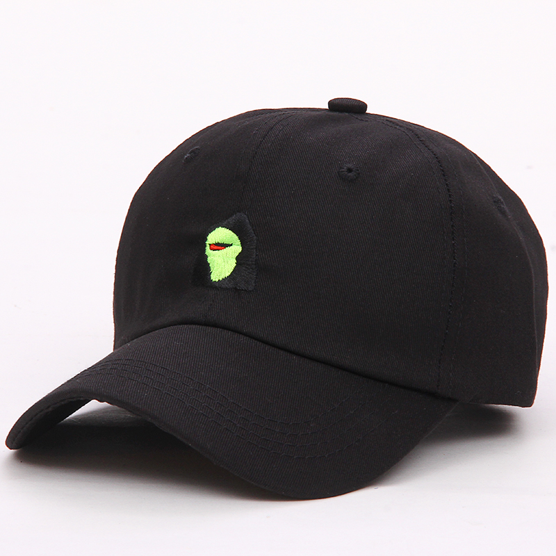 2017 new Evil Kermit / Kermit vs Constantine Dad Hat Embroidered Baseball Cap Curved Bill new original jancd xcp01c 1 with free dhl ems