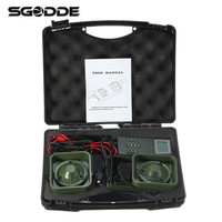 New Outdoor Hunting Decoys Bird Caller MP3 Player 50W 150dB Loud Clear Speaker Timer Tool Set