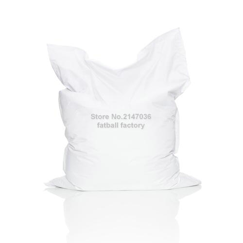 цена White Color outdoor bean bag chair - home furniture - beanbag sofa beds