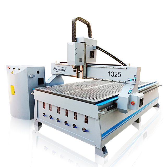 China 1325 CNC 3 Axis Wood CNC Router Engraving Machine Price In India