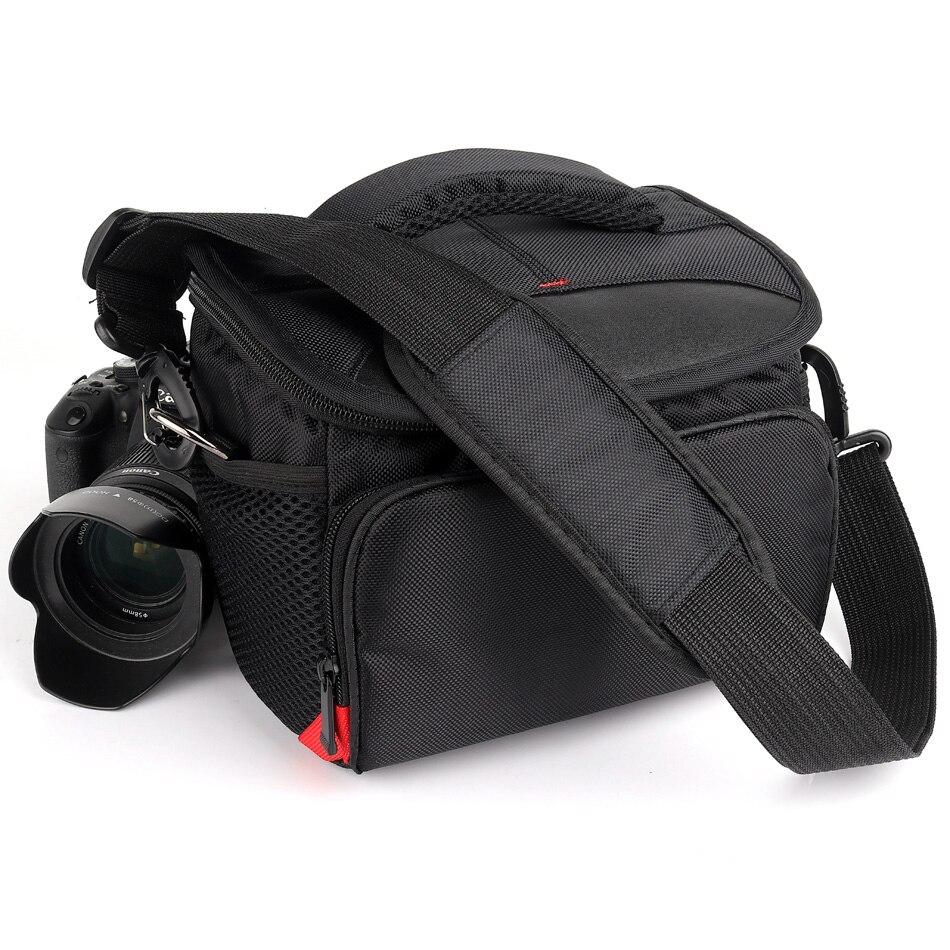 HUWANG Fashion Camera Bag Case For Nikon D5300 D5500 D5200 D5100 D5000 P7800 P7700 P630 P620 P600 P610 P700 P900 P900S P520 P530