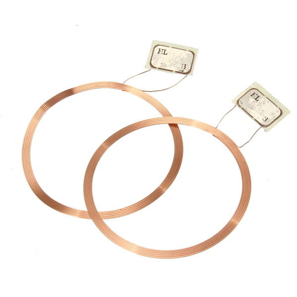 Image 4 - 10Pcs NFC Coil UID Changeable RFID Card with Block Writeable Chip for MF1 1K S50 13.56Mhz-in Access Control Cards from Security & Protection