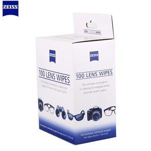 Image 2 - Toallitas ZEISS, 100 Uds., microscopios, anteojos de sol con cámara, pluma limpiadora, cámara óptica, plumas para limpieza de lentes