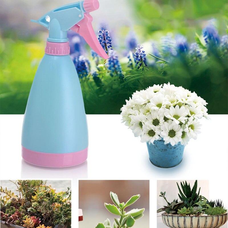 Garden decorative water cans Plastic Spray Bottles watering pot ...