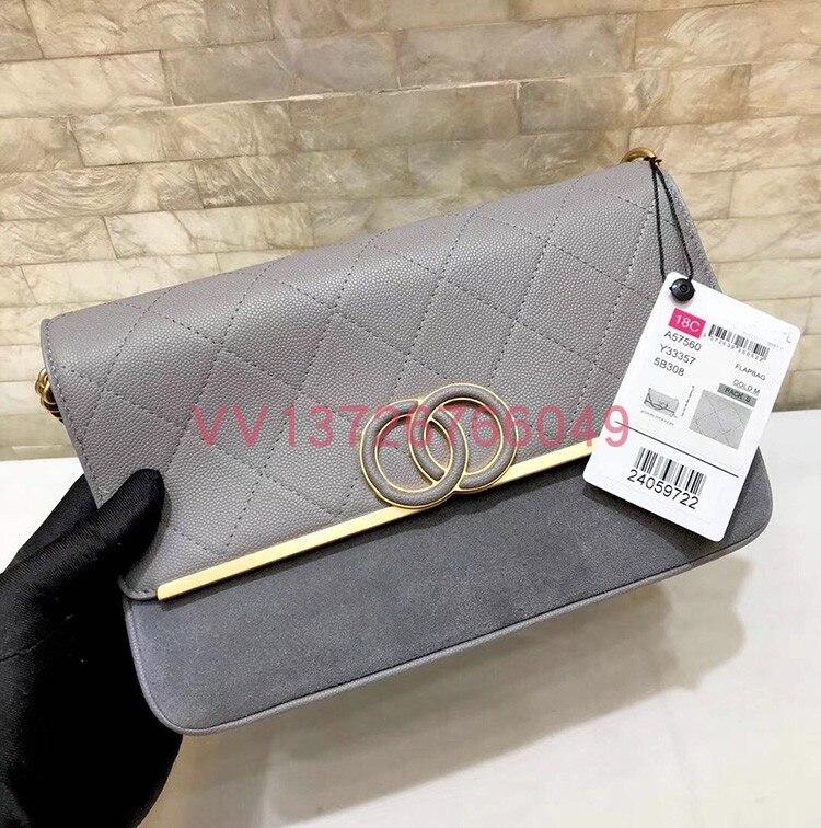 Umhängetaschen Schwarzes Wc0476 Designer Taschen 100 1 Für Echtem Leder Handtaschen Frauen Berühmte Luxus grau Marke Runway O8O0rq