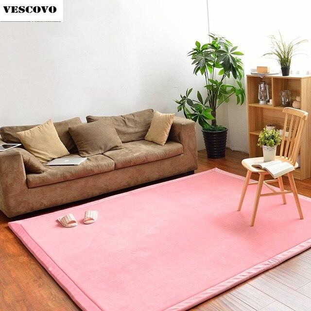 Japanese thick coral velvet cover sponge mattresss carpet tatami ...