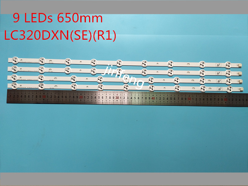 New 10set=40 Pieces LED Strip For 32