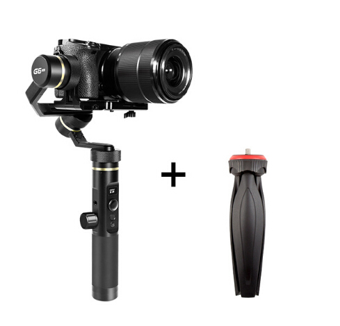 FeiyuTech G6 Plus 3-Axis Handheld Gimbal Stabilizer for Mirrorless Camera Pocket Camera GoPro Smartphone Payload 800g Feiyu G6P оперативная память 32gb 4x8gb pc3 12800 1600mhz ddr3 dimm cl9 crucial bls4cp8g3d1609ds1s00beu