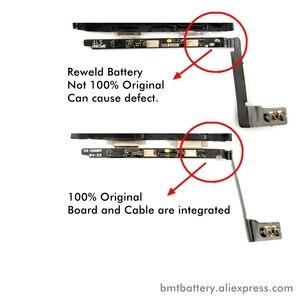 Image 4 - BMT Original 5 pièces Foxcon Usine Batterie pour iPhone 6 6G 1810 mAh 0 réparation 100% Véritable