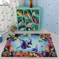 Carpet Kids Room Prices Wholesale For Boy Girl Multi Child House Fantasy Design Cartoon Series Aquarium