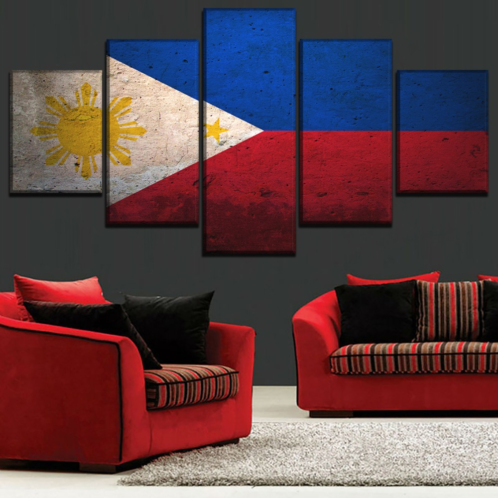 Modular Canvas Pictures Home Wall Art Decor Hd Prints