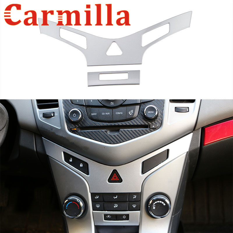 Carmilla Center consolepaneel Air conditioning vent pailletten - Auto-interieur accessoires - Foto 6