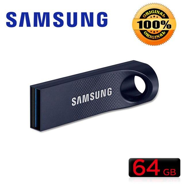 Samsung USB 3.0 Flash Drive 128G/64G/32G Max 130MB/s Bar Pendrive Mini Memory Stick Pen Drive External Storage Device Usb Key
