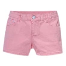 Hot Pink Jean Shorts