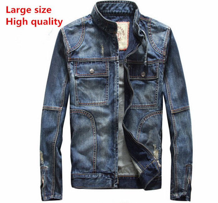 Popular Denim Motorcycle Jackets-Buy Cheap Denim Motorcycle ...