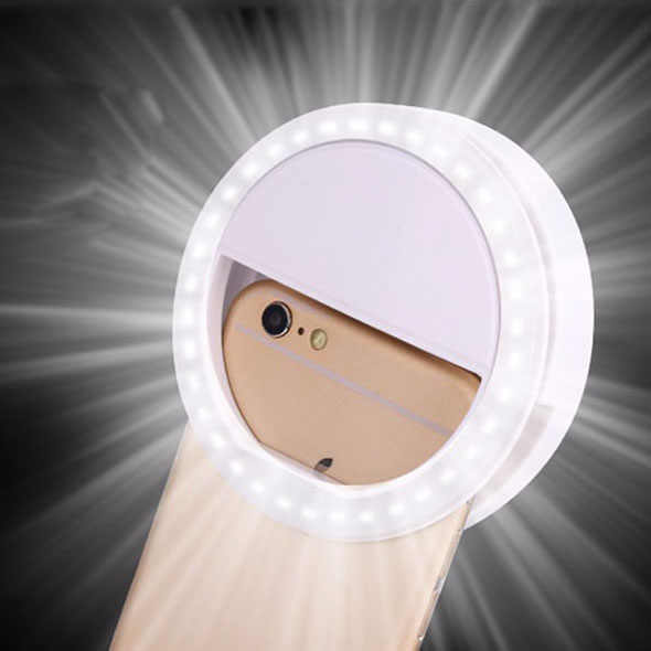 Ring light For all kind of phone and pad Portable Flash 36 Led Dimmable Photography Selfie Ring Light for Phone Photo